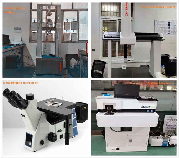 New precision inspection equipment