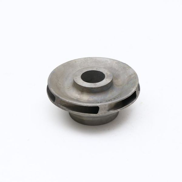 Precision Machining Stainless Steel Impller