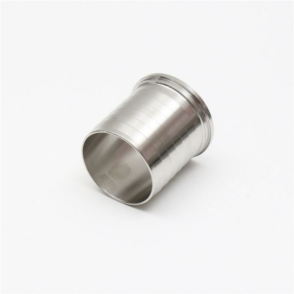 Precision machining stainless steel pipe joint