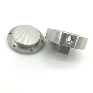 China machining service for aluminum forging parts