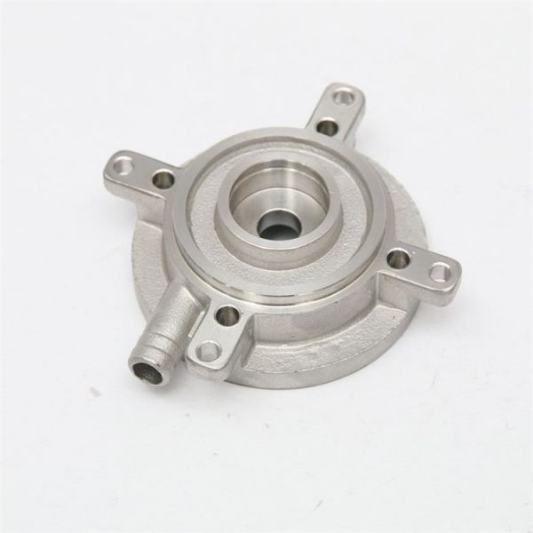 Precision Machining of Stainless Steel Circulation