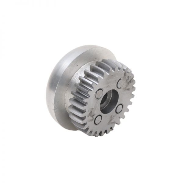 Precision machining electrode head