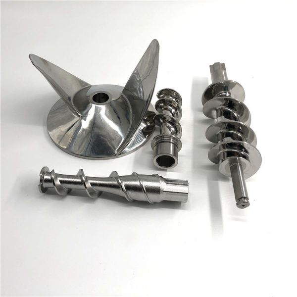 Noodle stirring machining parts