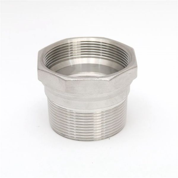 Precision Machining Stainless Steel Base Part