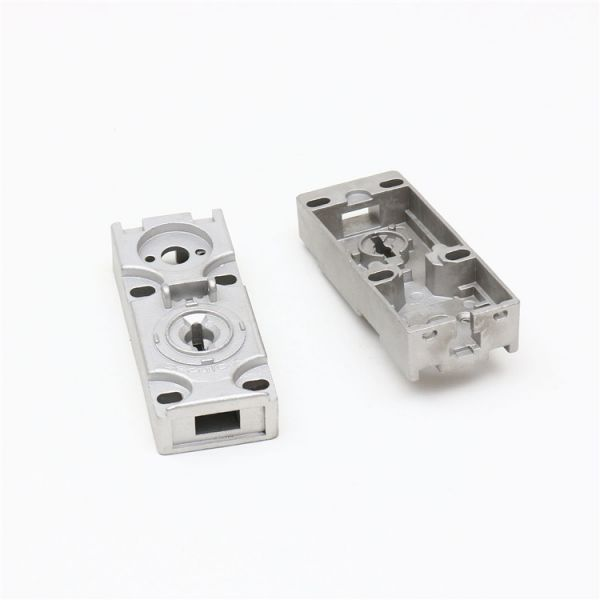 Precision Machining Stainless Steel lock Part