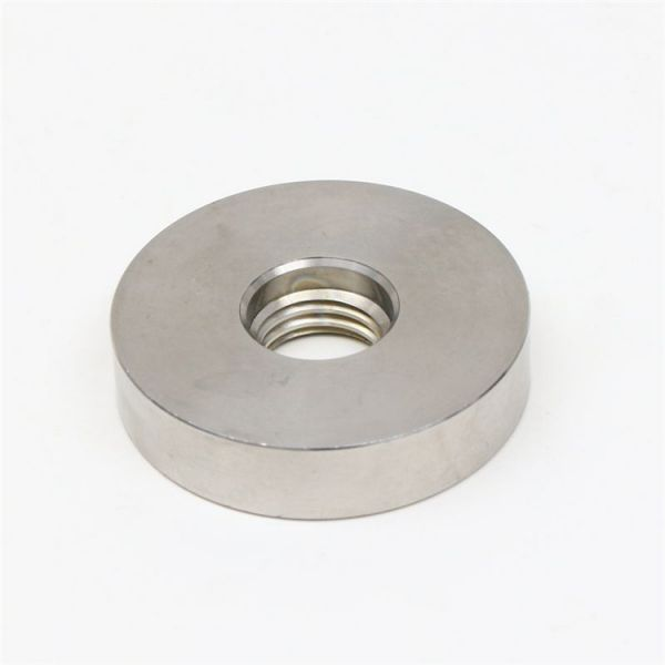 Stainless steel round cover