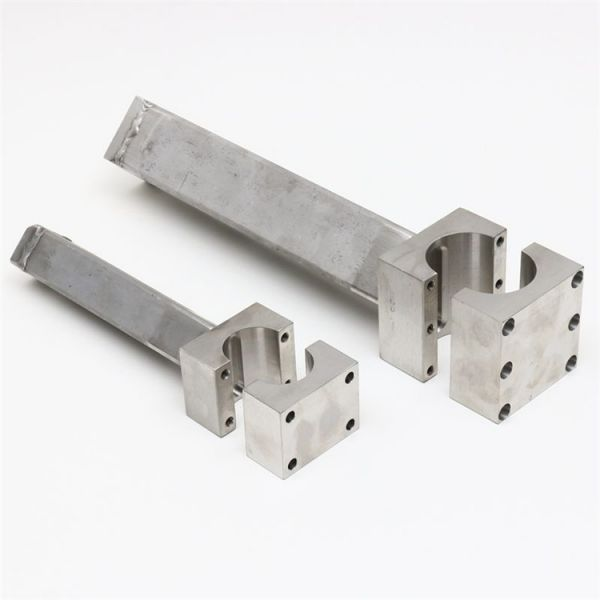 Precision machining stainless steel robotic arm part