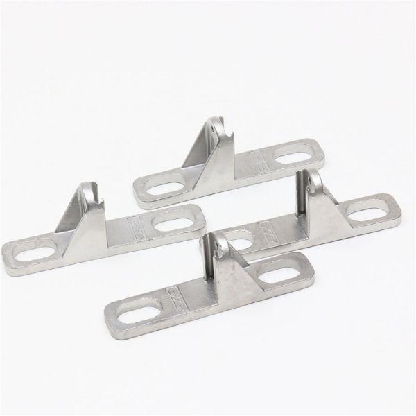 Precisiom machining stainless steel door fittings