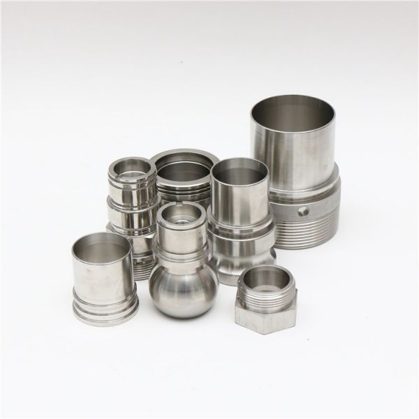 Stainless Steel Nut Turning