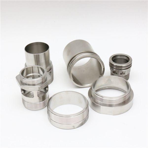 Precision Machining Union Joint