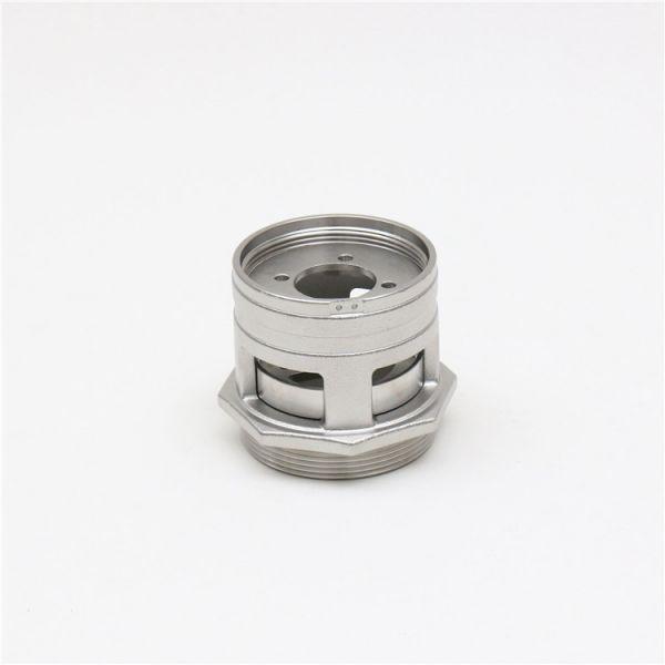 Precision machining car pump parts
