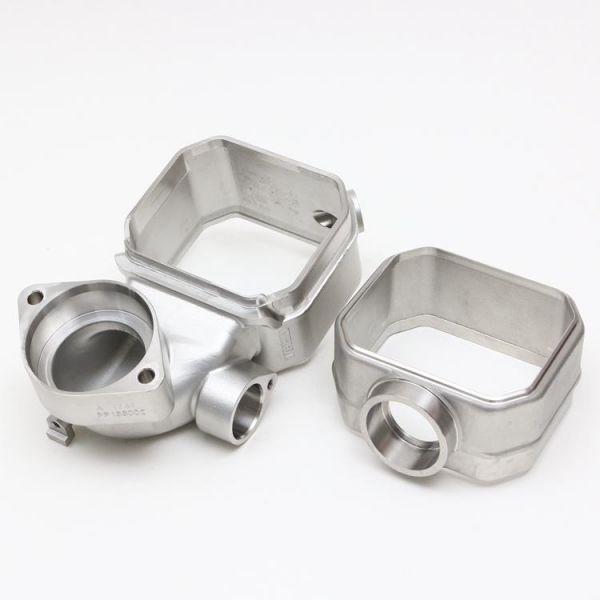 Precision machining pump part
