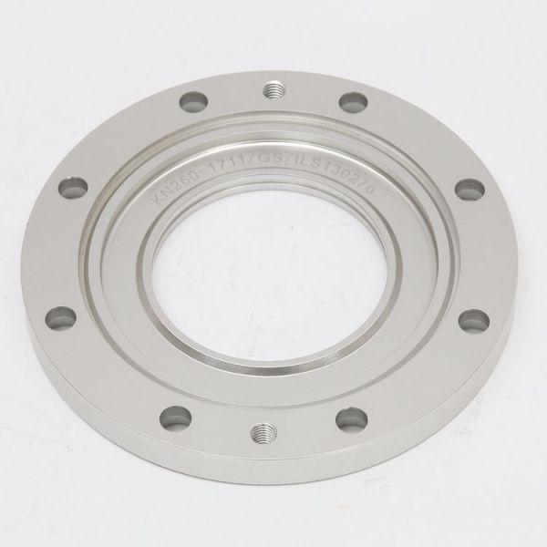 CNC Machining Aluminum Flange Plate