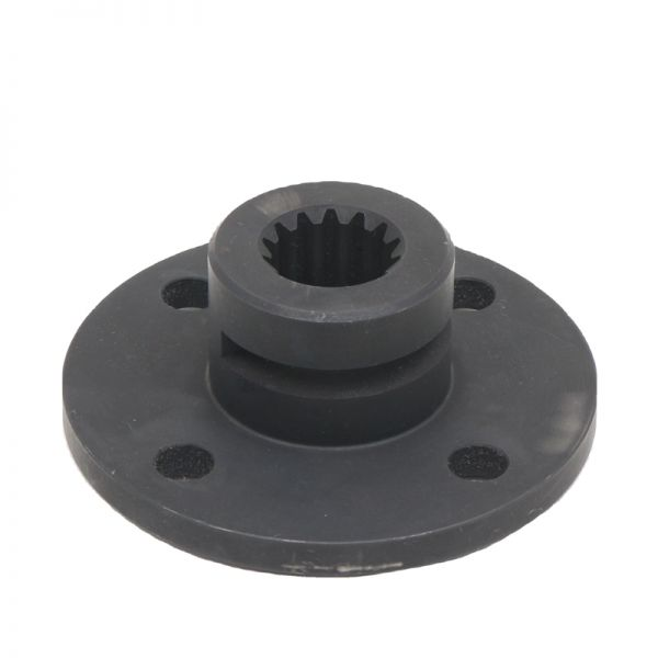 Hot forging and Precision CNC Machining 8620 Alloy Steel Splined Hub