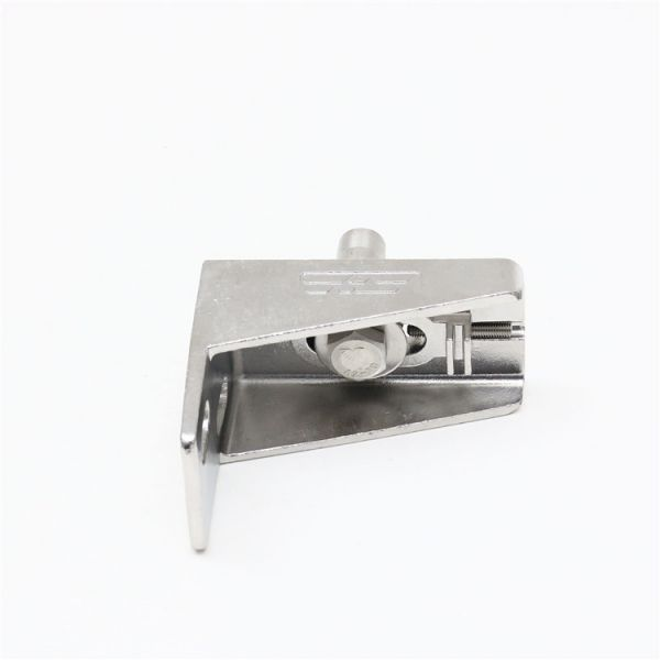 CNC machining stainless steel lock
