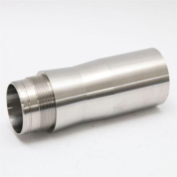 CNC Machine Pipe Fitting