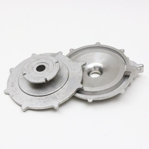 Precision machining stainless steel pump part