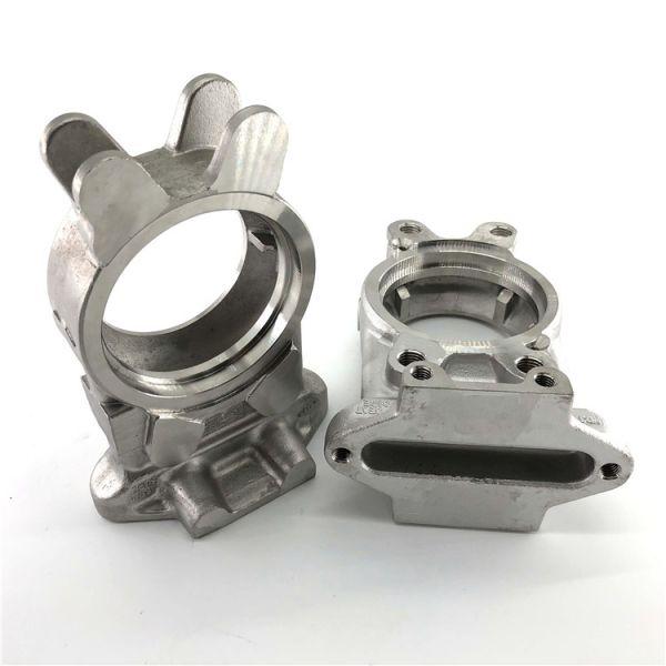 Precision Machining Stainless Steel Sluice Valve DN System Valve